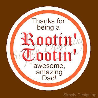 Rootin'Tootin'Dad Rootin' Tootin' Father's Day 11