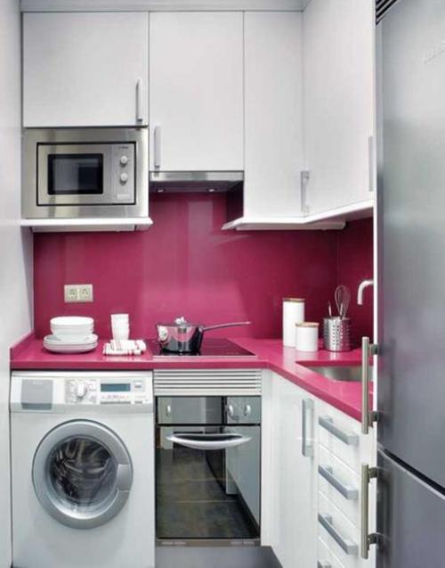 Dapur Minimalis Ukuran 2x2 Puri Indah M