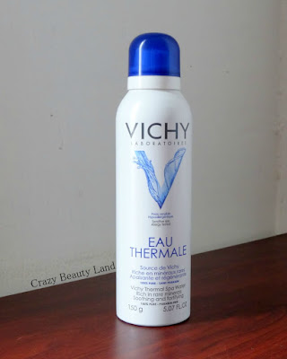 Vichy Thermal Spa Water Review Price Buy Online in India