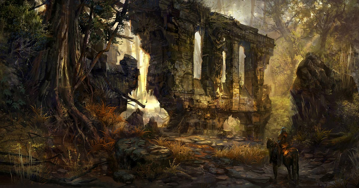 Mystical Creatures In The Fall Wallpaper Goblin Punch The Breath Of Flies Part 2 Of The Dembraava