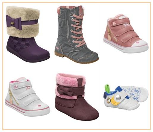 Calçados Infantis - Pampili, Marisol, Bibi e Lilica Ripilica