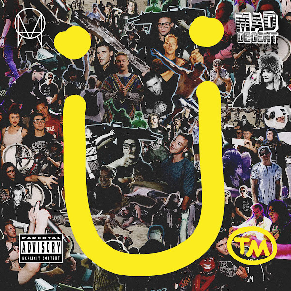 Skrillex & Diplo - Where Are Ü Now (feat. Justin Bieber) - Single Cover