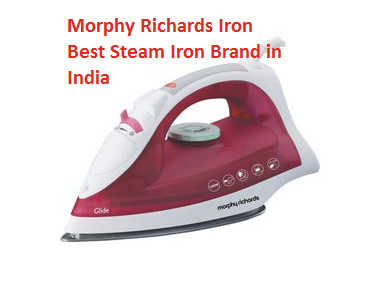 Morphy Richards Iron Best Steam Iron Brand in India