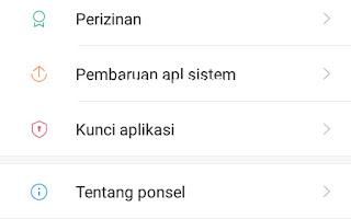 Mengetahui Versi OS Android Terbaru Update