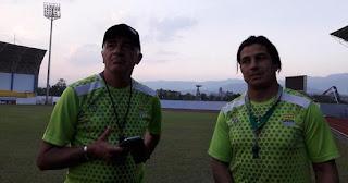 Gomez dan Soler Masih Belum Bisa Terima Dipecat Persib Bandung