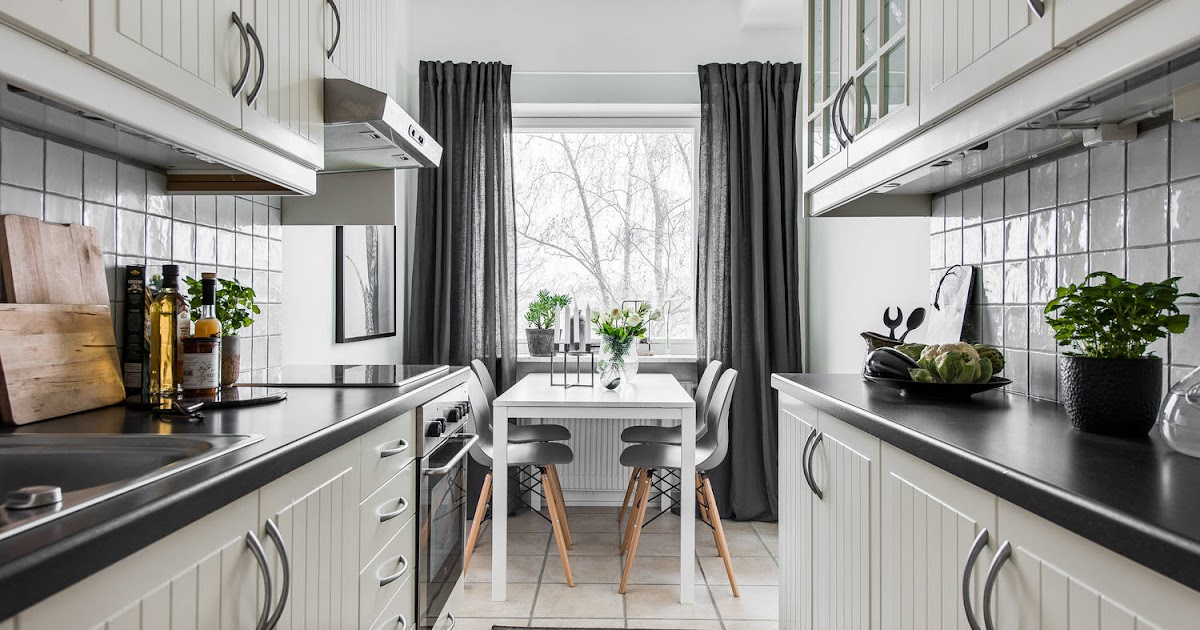 Blog wnętrzarski  design, nowoczesne projekty wnętrz Skandynawska kuchnia  -> Kuchnia Skandynawska Inspiracje