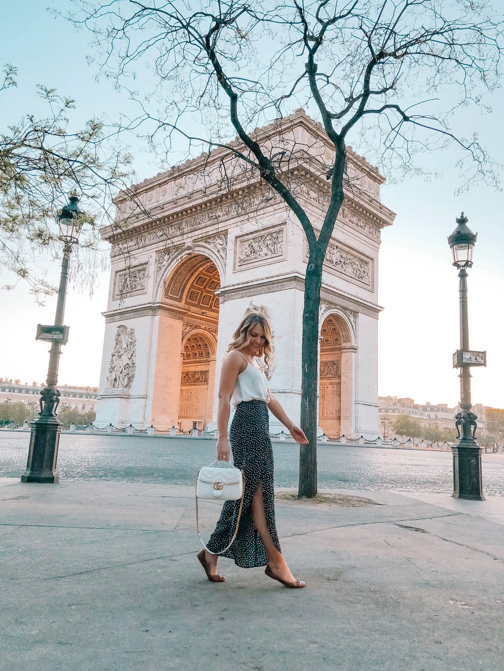 Summer in Paris outfit