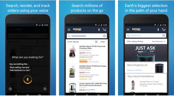أفضل تطبيقات التسوق الالكتروني عبر الانترنت للأندرويد 2018