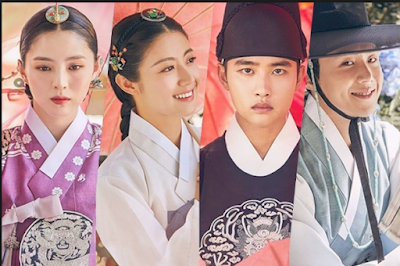 100 Days My Prince, Korean Drama, Drama Korea, Korean Drama 100 Days My Prince, Drama Korea 100 Days My Prince, Sinopsis Drama Korea 100 Days My Prince, Korean Drama Review, Review By Miss Banu, Blog Miss Banu Story, Drama Korea 2018, Poster Drama Korea 100 Days My Prince, Crown Prince, Cast, Kisah Zaman Joseon, Pelakon Drama Korea 100 Days My Prince, Do Kyung Soo (D.O EXO), Nam Ji Hyun, Kim Sun Ho, Han So Hee, Kim Jae Young, Jo Sung Ha, Jo Han Chul, Lee Min Ji,