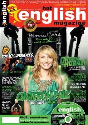 Hot English Magazine - Number 109