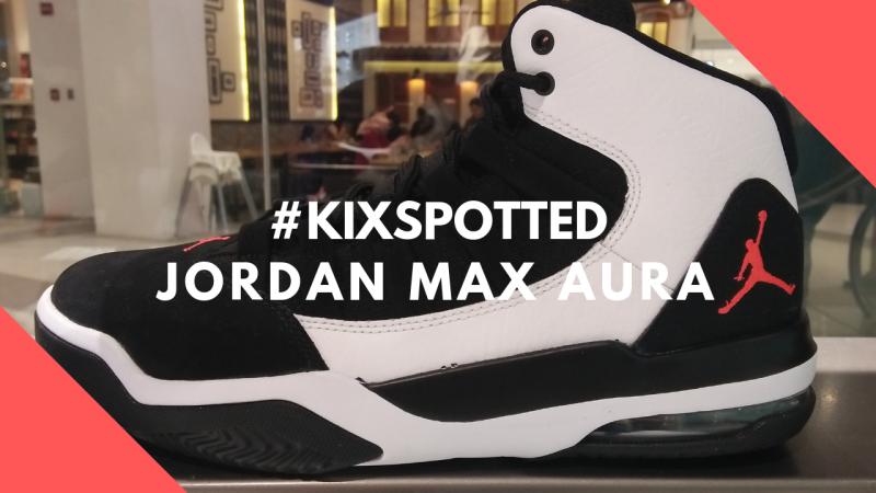 quality design 39bb5 88caf kixpsotted  Jordan Max Aura   Analykix