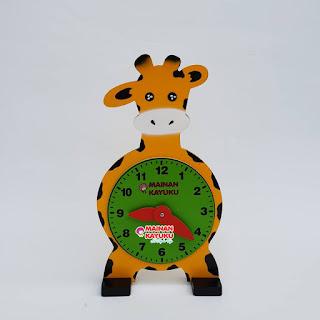 Mainan Jam Anak