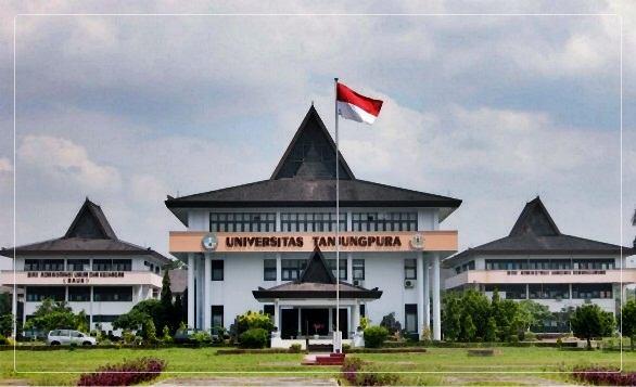 Belajar Tak Harus Jauh, Membangun Negeri Bersama Universitas Tanjungpura #UNTAN