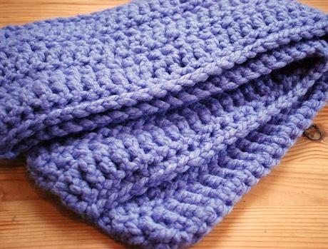 QUICK INFINITY SCARF CROCHET PATTERN  Free Crochet Patterns