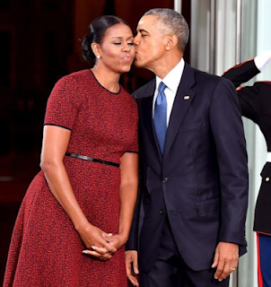Barrack and Michelle Obama Share Inspiring Letter To Mark International Women's Day 1