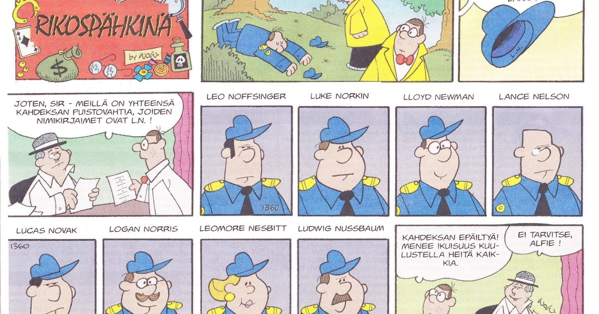 Rikospähkinä