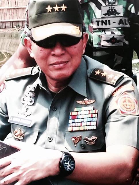 Ingatkan Ahok, Suryo Prabowo: Kalau sayang dengan etnis Tionghoa, jangan sok jago ketika berkuasa