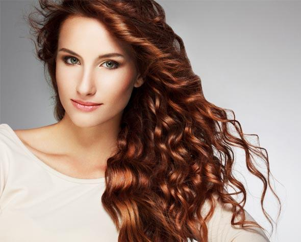 glamour online salon: hair care to change your look