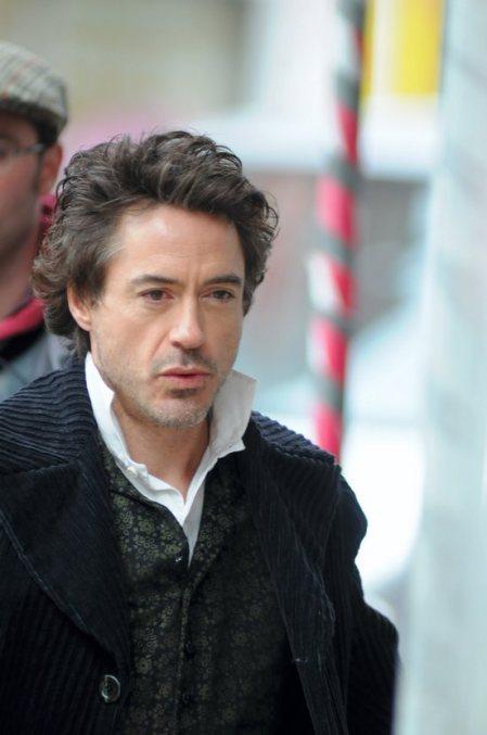 Robert Downey Jr Hairstyle In Sherlock Holmes