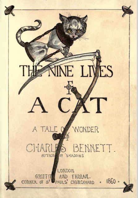 Nine Lives of a Cat, 1860