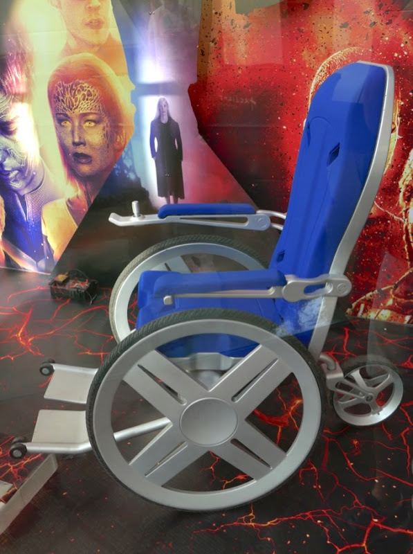 Professor X wheelchair Dark Phoenix