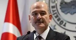 Ο υπουργός Εσωτερικών της Τουρκίας, Σουλεϊμάν Σοϊλού συνέχισε τις παραληρηματικές απειλές του εναντίον της Ελλάδας λέγοντας πως «δεν έχει δ...