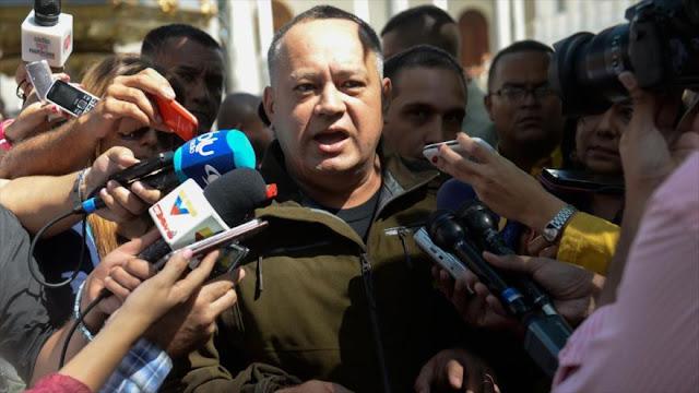 "Chavismo insta a Trump a deportar a venezolanos ""ladrones"""