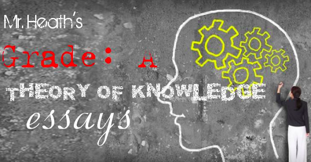 Learn to reflect critically in all sorts of ways of knowing and areas of knowledge   sounds complicated  right