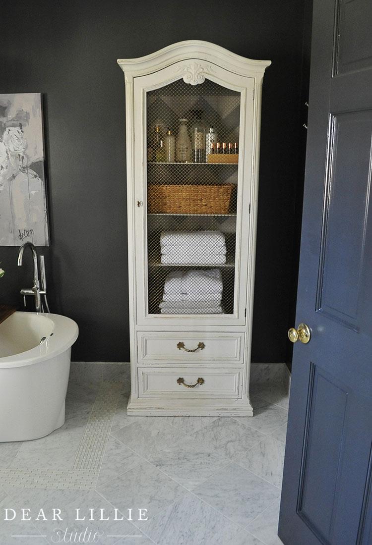 Our New Master Bathroom Dear Lillie Studio