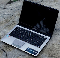 Jual Laptop Gaming Second ASUS A43S