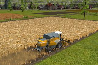 Farming Simulator 16 Mod Apk