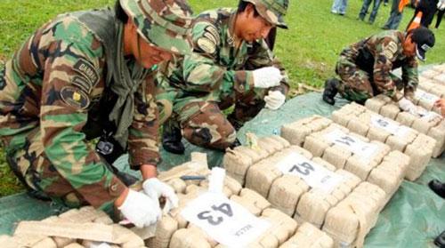 Villazón identificado como punto fronterizo para el narcotráfico