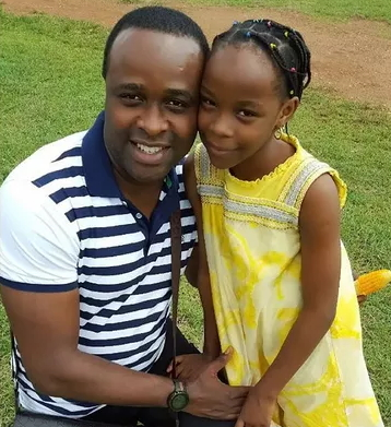 femi adebayo first child