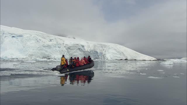 Antártica: aventura polar extrema