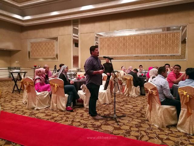 Majlis Makan Malam dan Dialog bersama Menteri KPDNKK