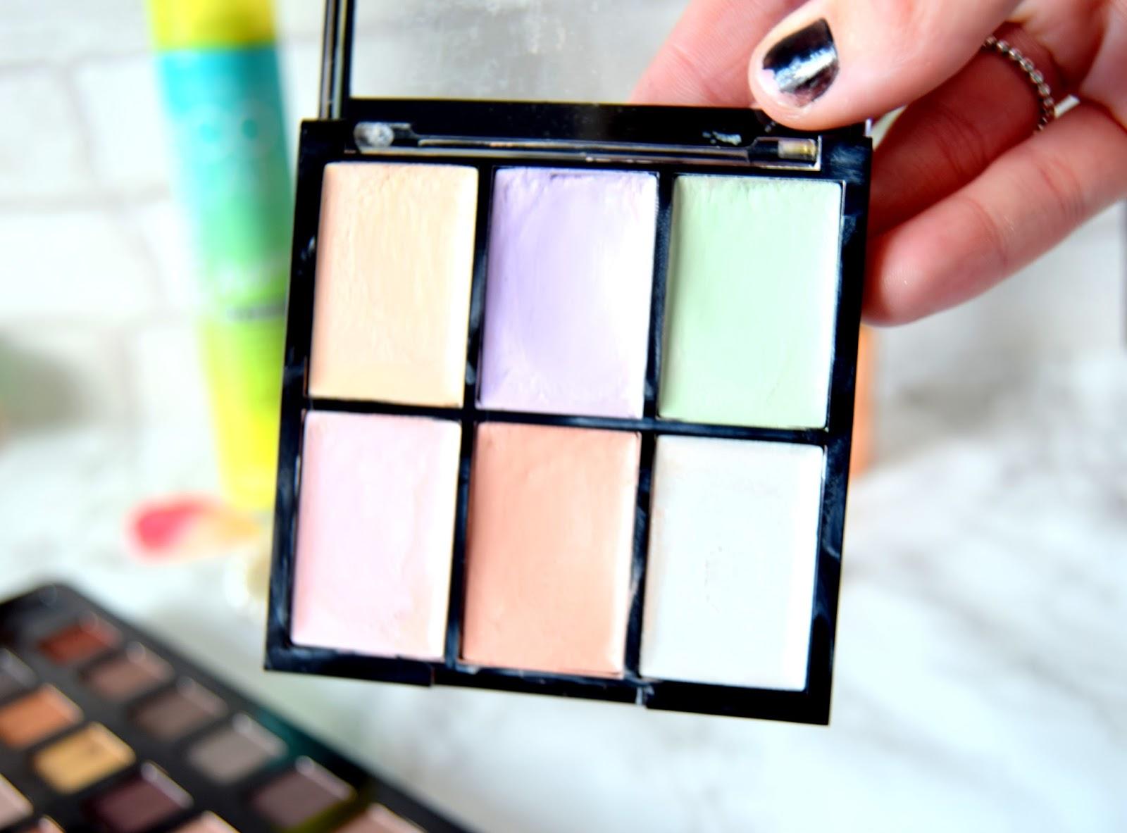 Freedom Makeup London Colour Correction Palette