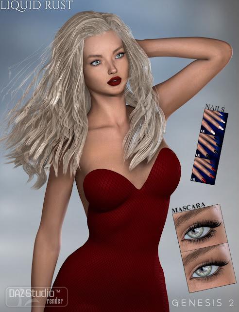 Clover for Genesis 2 Female