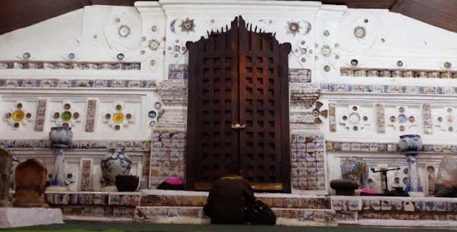 Foto Makam Sunan Gunung Jati