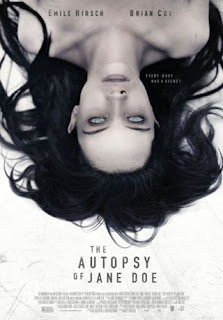 The Autopsy of Jane Doe - Poster & Trailer