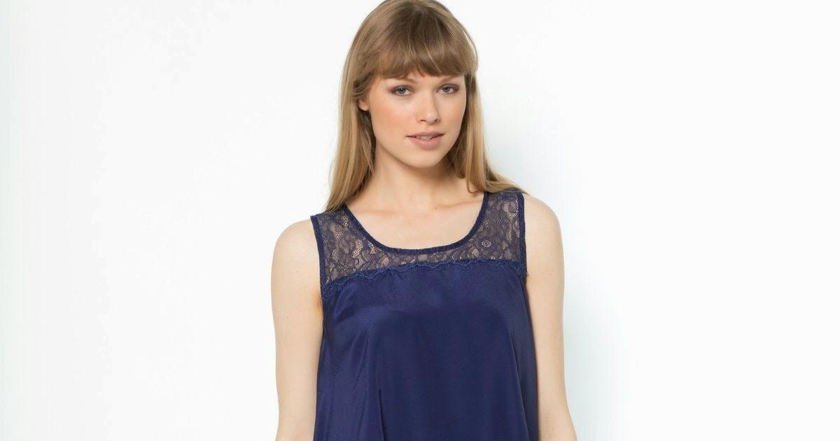 85cb9161b4b Γυναικεία Ρούχα ΙΡΙΔΑ: Φόρεμα Αμάνικο Blue Marine