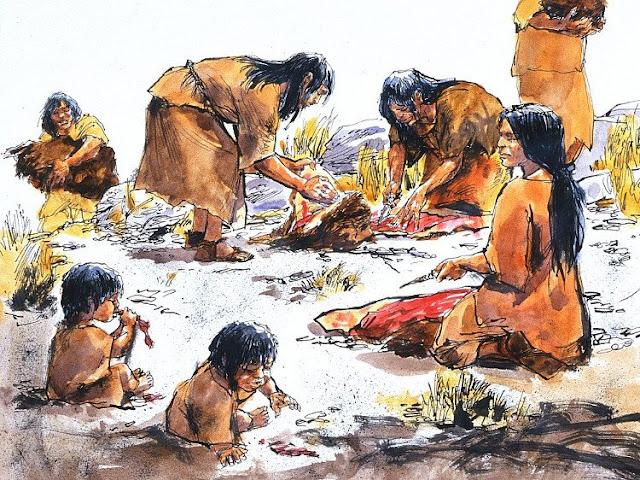 Phụ nữ thời tiền sử khỏe hơn đa số đàn ông hiện đại