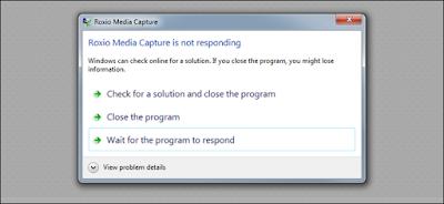 Mengtasi Pc/Laptop Error atau Not Responding Pada Windows 7