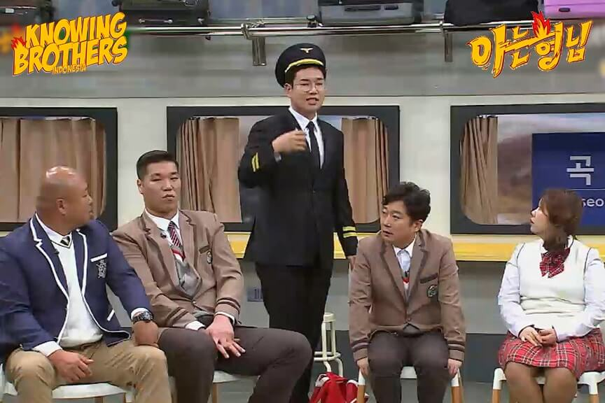 Nonton streaming online & download Knowing Bros eps 165 Spesial Seollal subtitle bahasa Indonesia