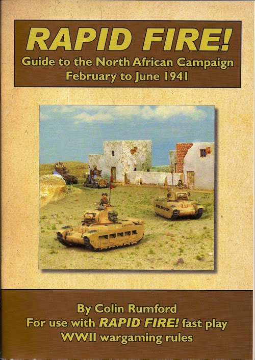 Rapid Fire Guide to the North African Campaign February to June 1941