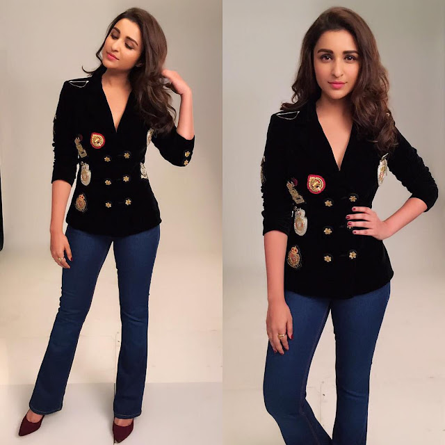 Parineeti Chopra Awesome Instagram Pictures