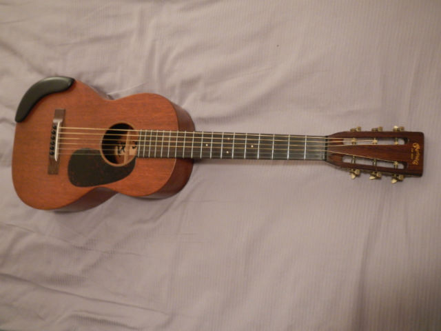 Guitar Blog: 1940 Martin 5-17 Mahogany guitar in excellent shape