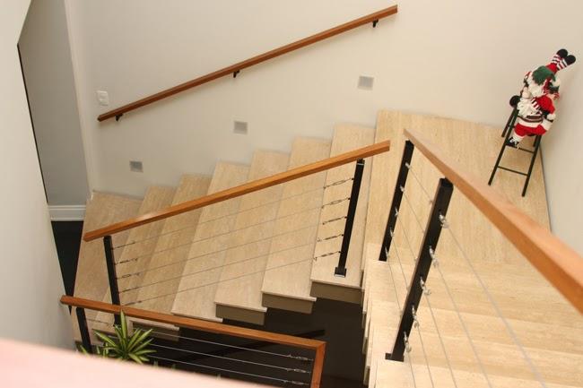 Veja mais ideias sobre guarda corpo de ferro, guarda corpo, escadas interiores. Corrimao Guarda Corpo Para Escadas Sacadas E Mezaninos Decor Salteado