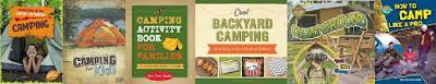 Camping Nonfiction Titles at MCL
