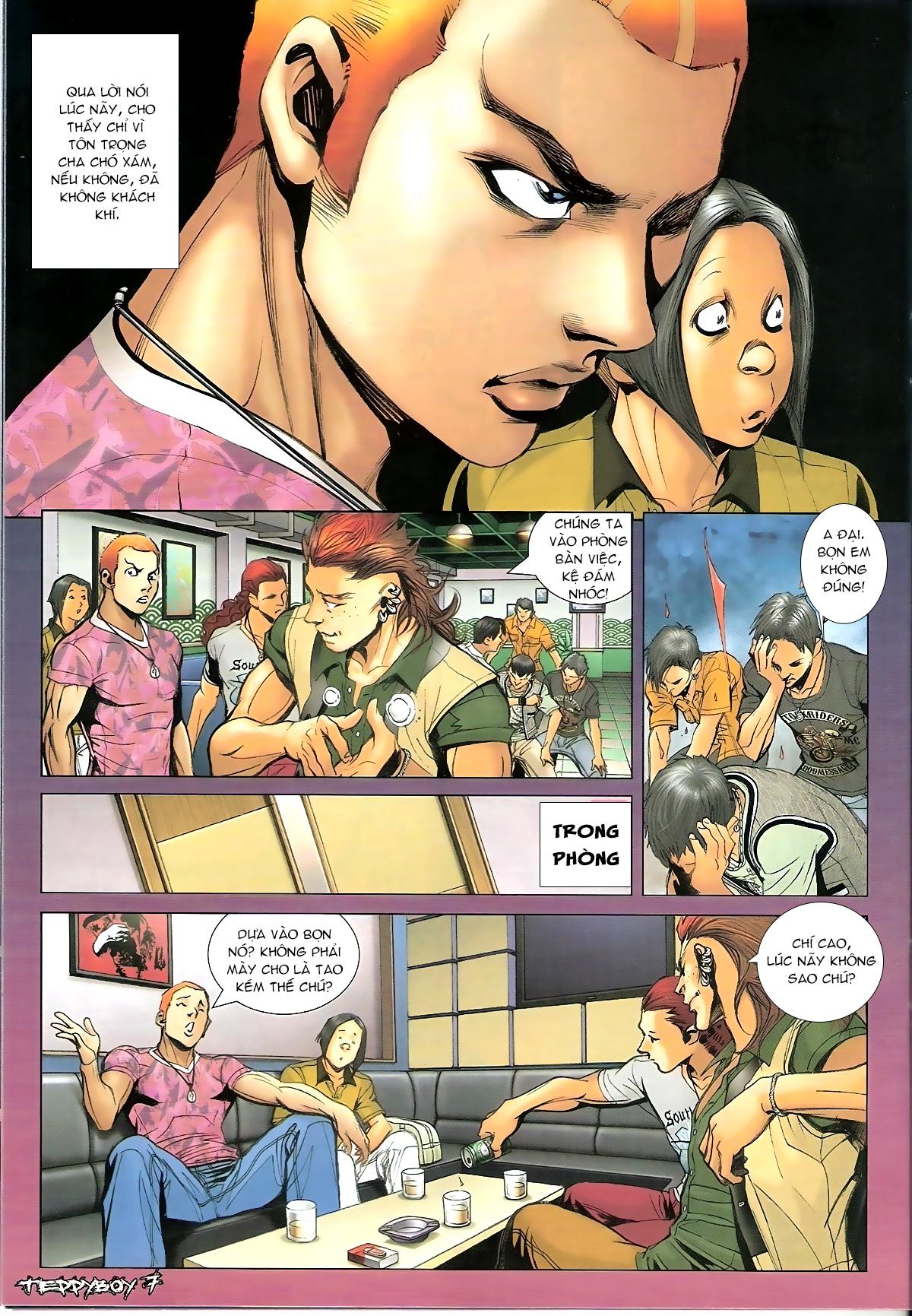 Người Trong Giang Hồ - Chapter 1348: Đại Ân Nhân - Pic 6
