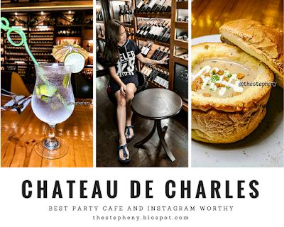 【FOOD】Chateau De Charles - 惊喜的POSTMAG博客派对!